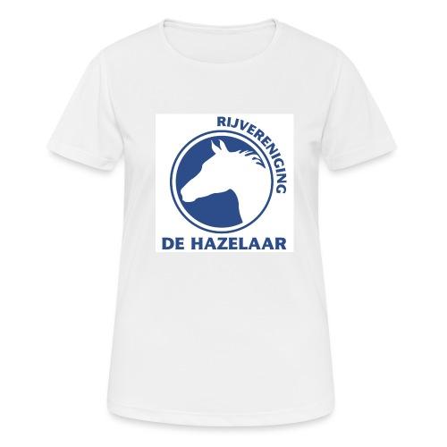 LgHazelaarPantoneReflexBl - Vrouwen T-shirt ademend actief