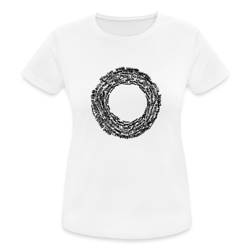 Changed Direction - Women's Breathable T-Shirt