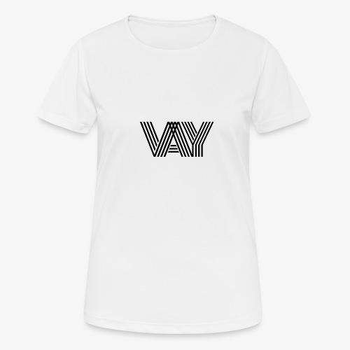 VAY - Frauen T-Shirt atmungsaktiv