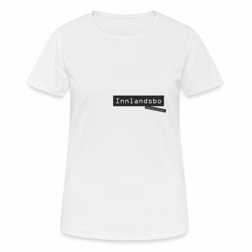 Innlandsbo, Västerbotten - Andningsaktiv T-shirt dam