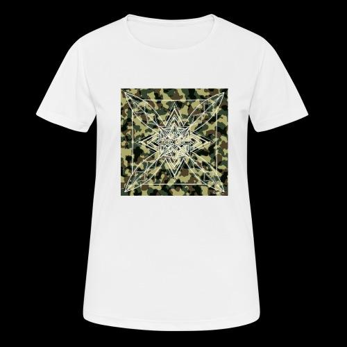CamoDala - Women's Breathable T-Shirt