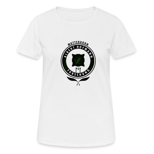AlbertHofmann_Forschung - Frauen T-Shirt atmungsaktiv