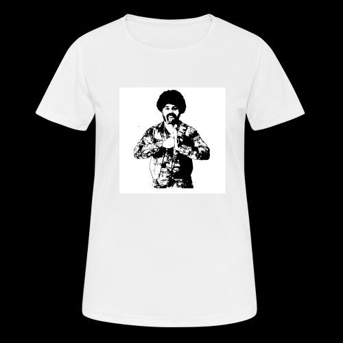 san diego brown - Camiseta mujer transpirable
