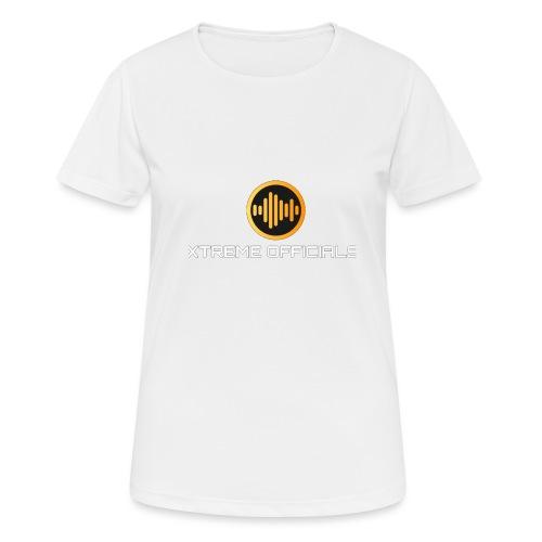 Xtreme Officials - Vrouwen T-shirt ademend actief
