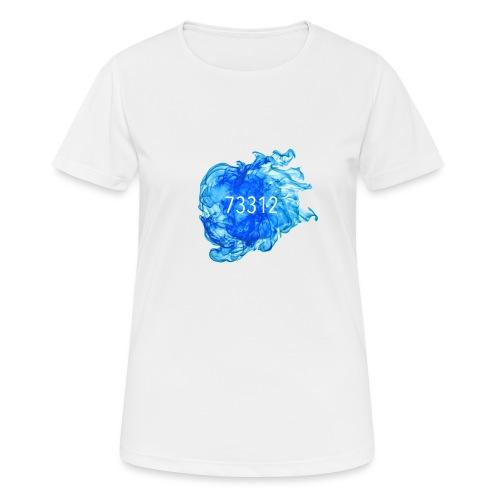 73312 Feuer - Frauen T-Shirt atmungsaktiv
