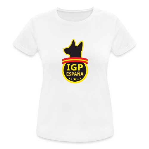IGP España - Camiseta mujer transpirable