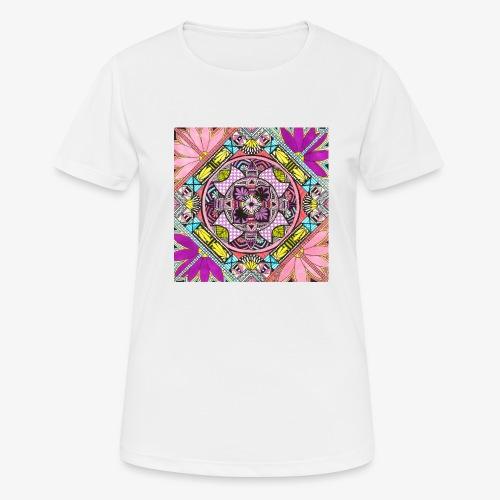 Happiness - Frauen T-Shirt atmungsaktiv