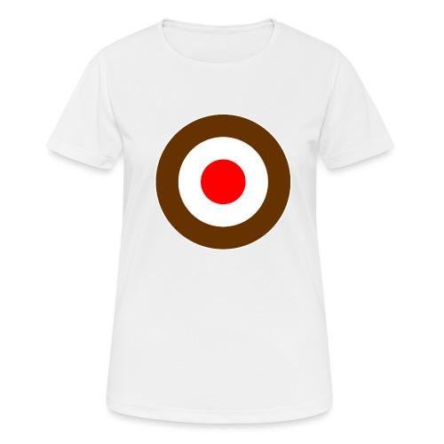 ROUNDEL - Frauen T-Shirt atmungsaktiv