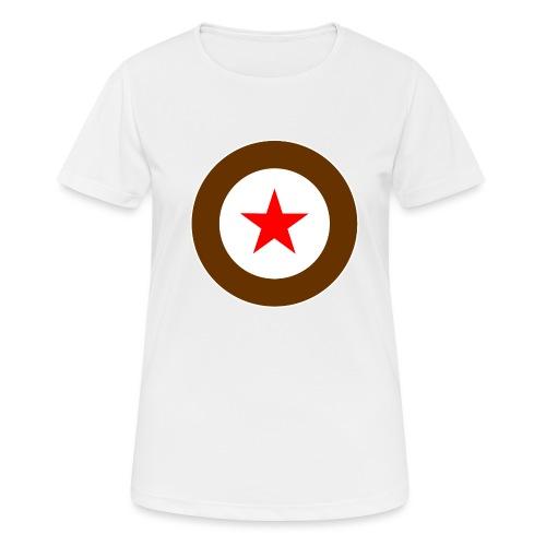 STAR - Frauen T-Shirt atmungsaktiv