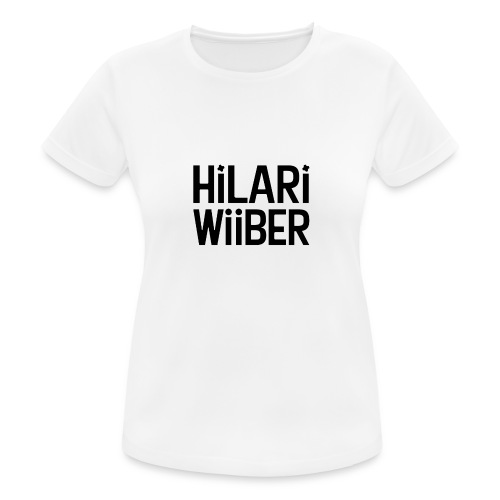 Hilari Wiiber Family - Frauen T-Shirt atmungsaktiv
