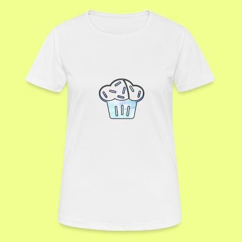 Pastel - Camiseta mujer transpirable