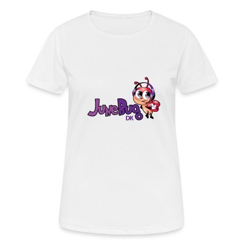 JuneBugDK - Dame T-shirt svedtransporterende