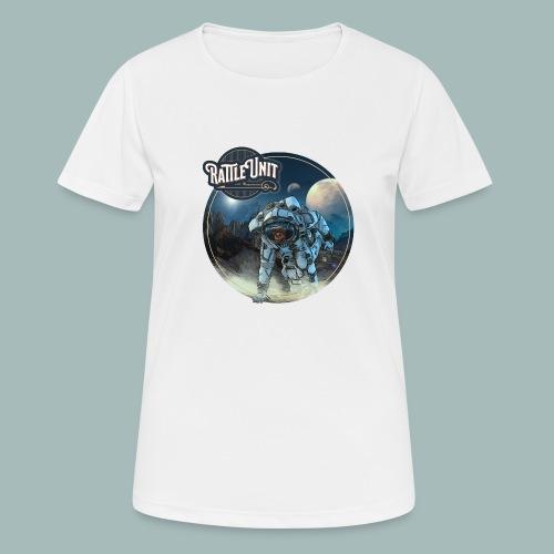 STMWTS Merch - Vrouwen T-shirt ademend actief