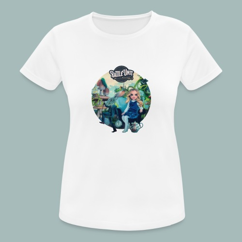 Letting Go Merch - Vrouwen T-shirt ademend actief