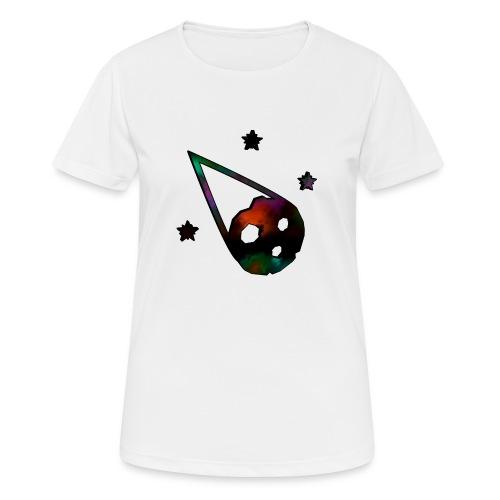 logo interestelar - Camiseta mujer transpirable