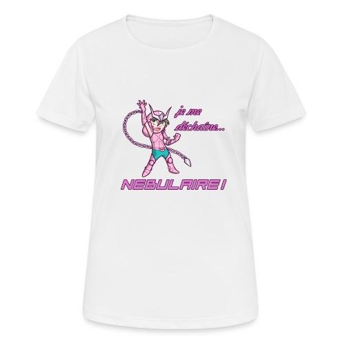 Shun - Déchaîne Nébulaire - T-shirt respirant Femme