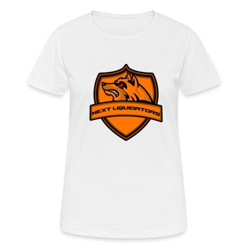 Next Liquidators iphone wallpaper png - vrouwen T-shirt ademend