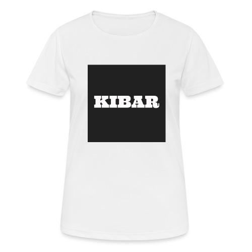 KIBAR - Dame T-shirt svedtransporterende