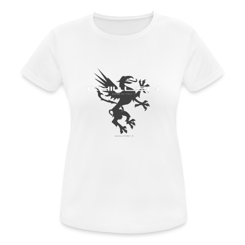 Chillen-1-dark - Women's Breathable T-Shirt