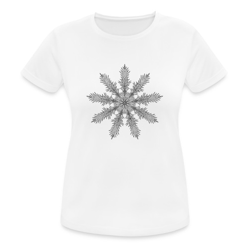 Magic Star Tribal #4 - Women's Breathable T-Shirt