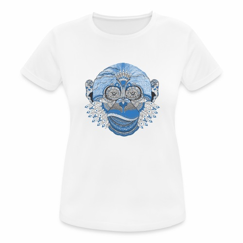Affe - Frauen T-Shirt atmungsaktiv