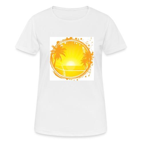 Sunburn - Women's Breathable T-Shirt