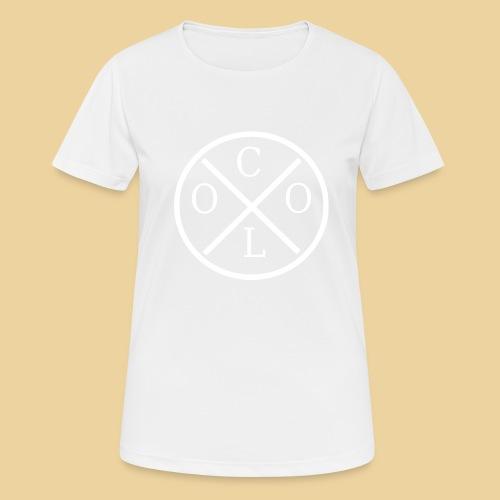 Cool - Frauen T-Shirt atmungsaktiv