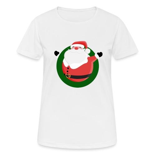 Dagar Till Jul - Andningsaktiv T-shirt dam
