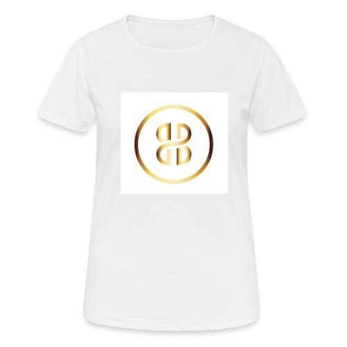 BKI logo circle - Women's Breathable T-Shirt
