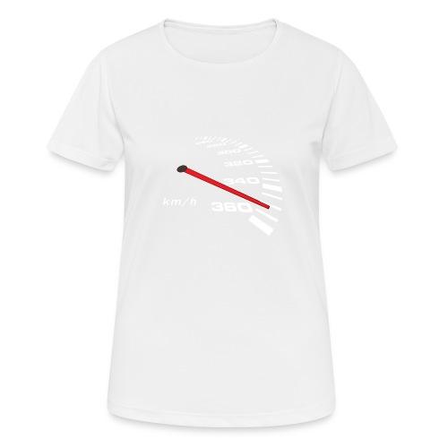 Turbo Tacho Extrem Tuning - Frauen T-Shirt atmungsaktiv