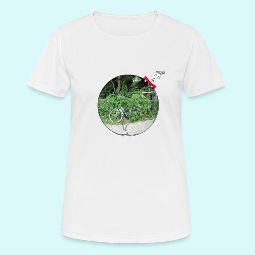 mapemonde clown - T-shirt respirant Femme