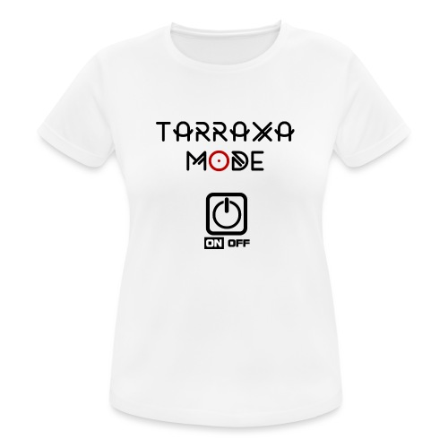 Tar Mode Black png - Women's Breathable T-Shirt