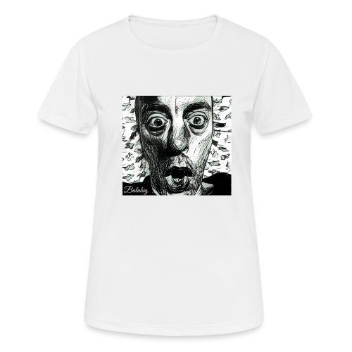 No fear - Maglietta da donna traspirante
