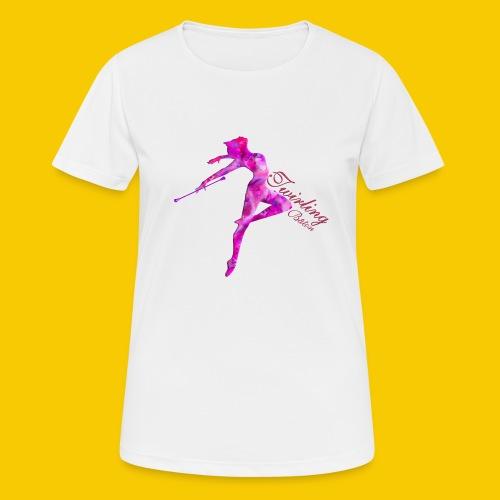 TWIRLING-BATON - T-shirt respirant Femme