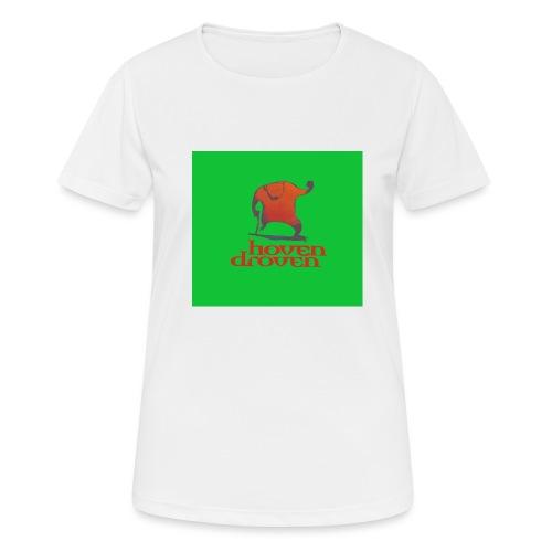 Slentbjenn Knapp - Women's Breathable T-Shirt