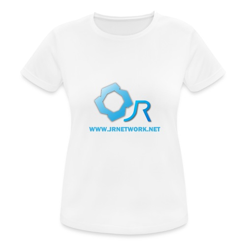 Official Logo - Women's Breathable T-Shirt