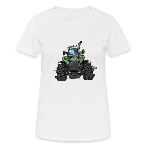 0145 F - vrouwen T-shirt ademend