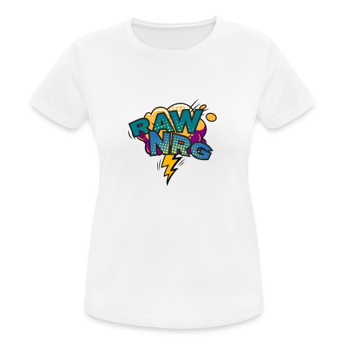 Raw Nrg Comic 1 - Women's Breathable T-Shirt