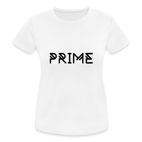 PRIME - Dame T-shirt svedtransporterende