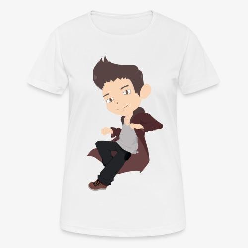 Basique - T-shirt respirant Femme