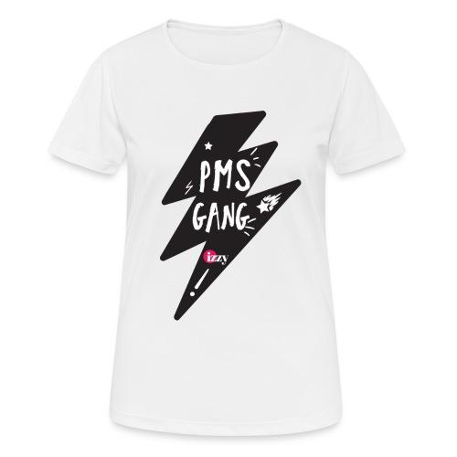 PMS Gang - Frauen T-Shirt atmungsaktiv