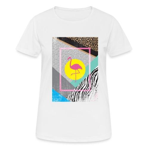 FLAMINGO - Frauen T-Shirt atmungsaktiv