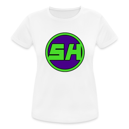 SkyHyperion Classic Colours - White - Women's Breathable T-Shirt
