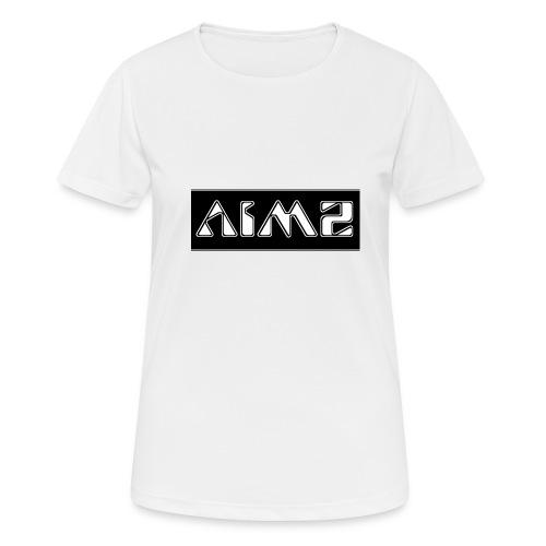 The Way 3 - T-shirt respirant Femme