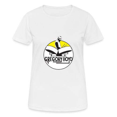 INTRODUKTION ELEKTRO STEELPANIST GREGORY BOYD - Dame T-shirt svedtransporterende