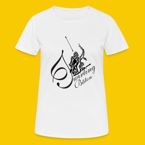twirling b 2 - T-shirt respirant Femme