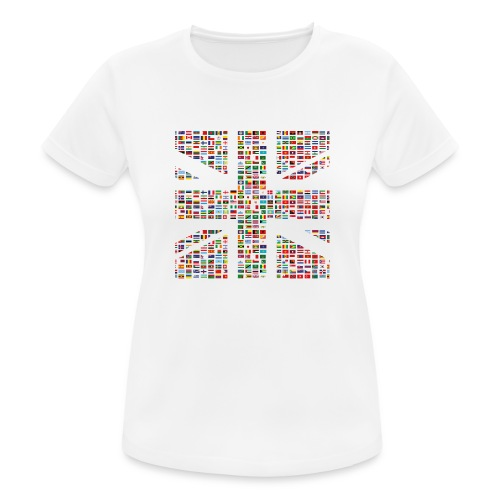 The Union Hack - Women's Breathable T-Shirt