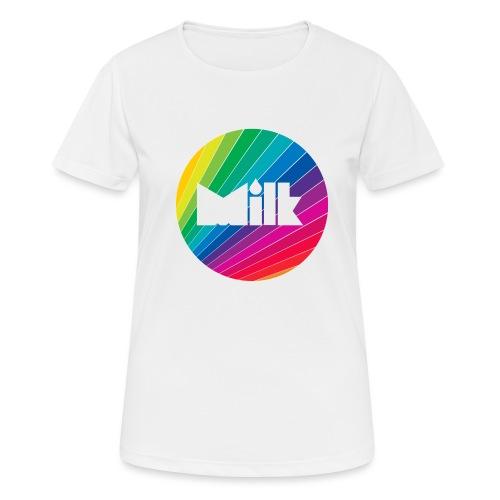 Color (édition limitée) - T-shirt respirant Femme