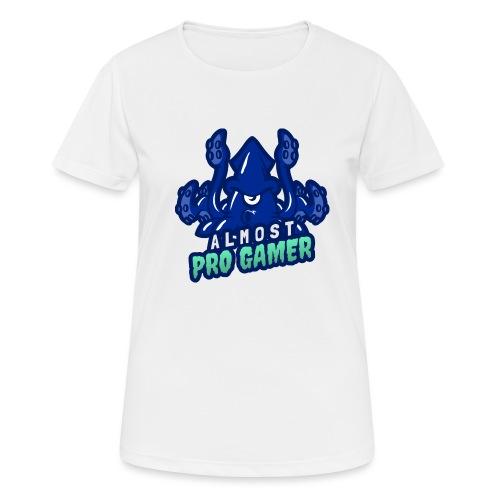 Almost pro gamer BLUE - Maglietta da donna traspirante