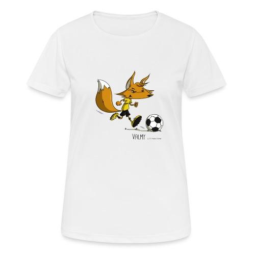 Valmy mascotte - T-shirt respirant Femme